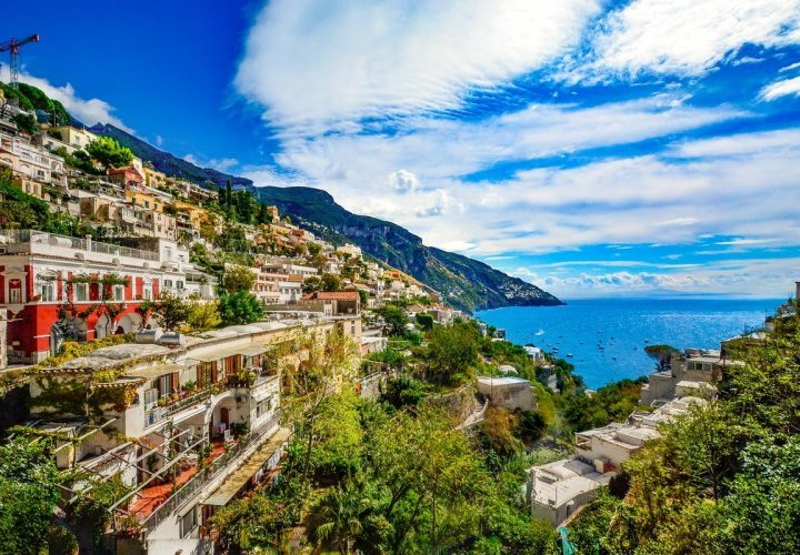 From Rome to the Amalfi Coast