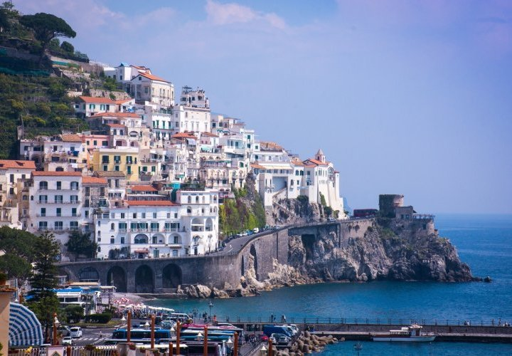 The Amalfi Coast with Limoncello tasting experience