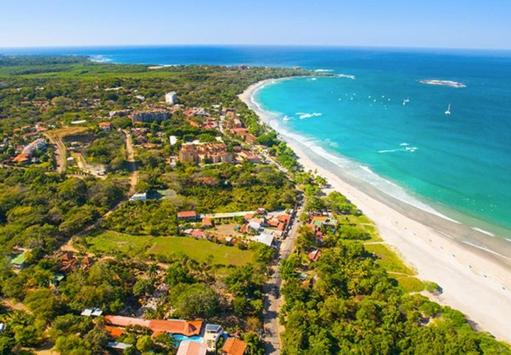 Discovery of Tamarindo Beach in Guanacaste