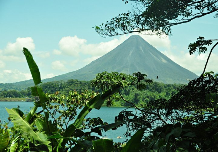 Arenal Volcano - one of the natural wonders of Costa Rica
