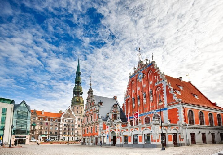 Visit of Riga and Jurmala resort town in Latvia
