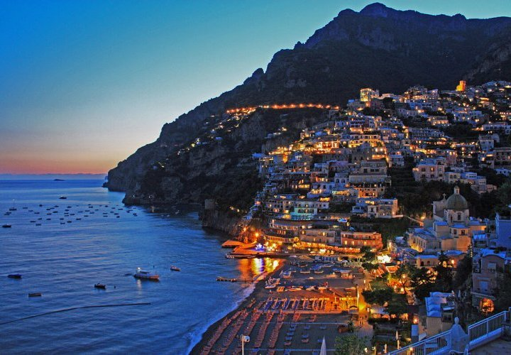 Visit of the beautiful Amalfi Coast
