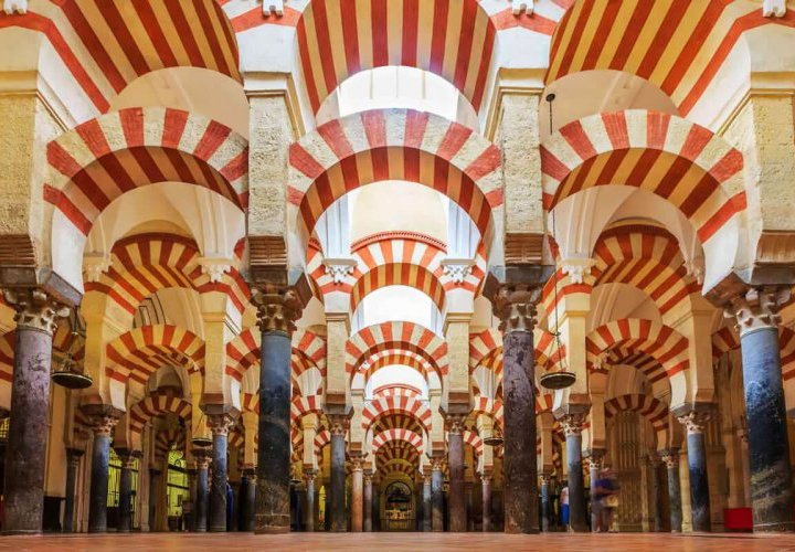 Guided tour in Cordoba including the famous Mosque-Cathedral of Cordoba
