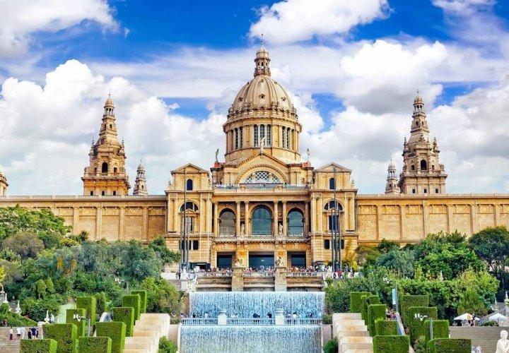 Guided tour of Barcelona city