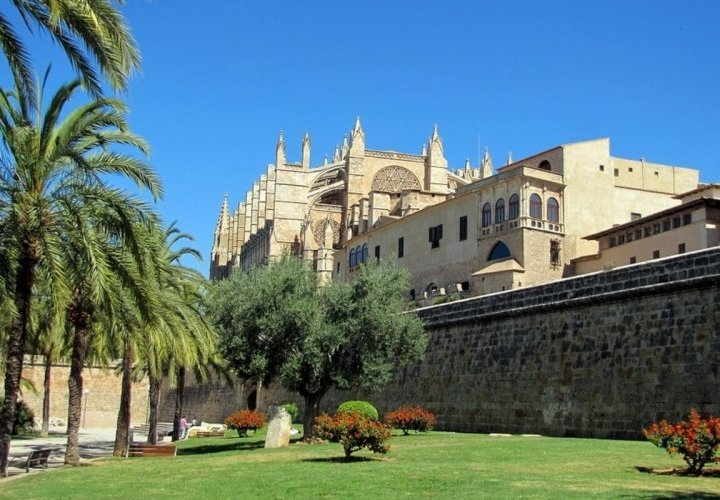 Day at leisure in Palma de Mallorca