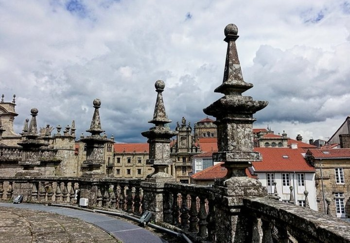 Guided Tour of the city of Santiago de Compostela