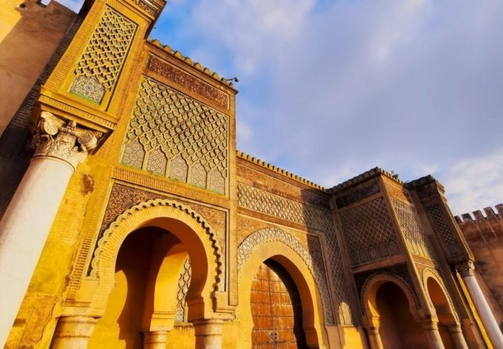 Discovery of Rabat and Meknes cities