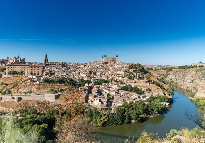 Visit of Toledo Imperial city declared a World Heritage Site by UNESCO