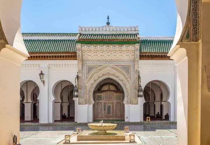 Guided tour of the city of Fez