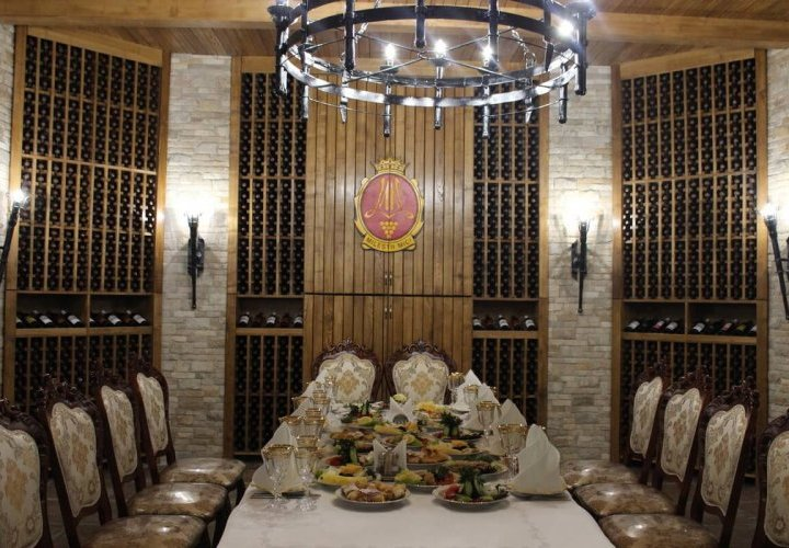 Discovery of Gagauzia and wine tasting at Milestii Mici – the largest wine cellar in the world