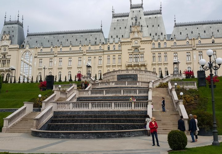 Iasi city tour