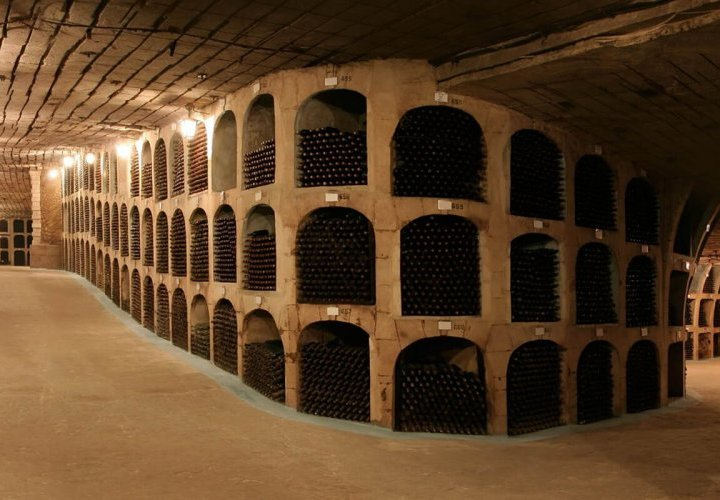 Milestii Mici winery - the jewel with the biggest wine collection in the world registered in the Guinness World Records