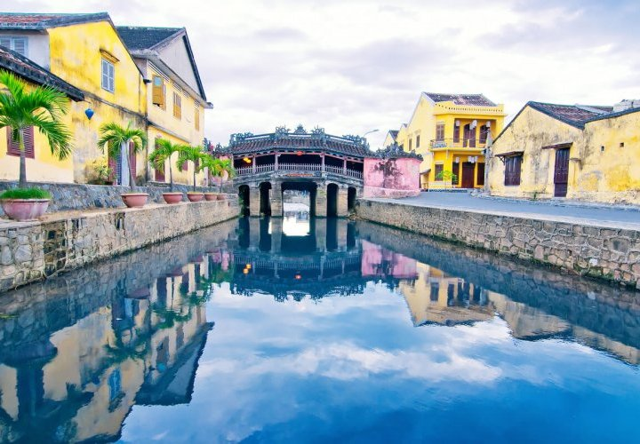 Free morning in Hoi An and flight to Ho Chi Minh