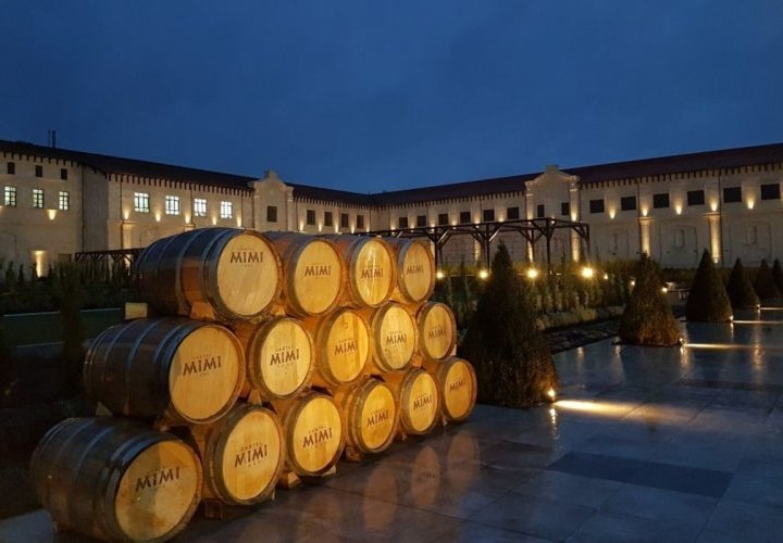 Asconi family winery and Castel Mimi winery – architectural masterpiece in the world of wine