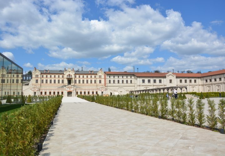 Castel Mimi winery – architectural masterpiece in the world of wine