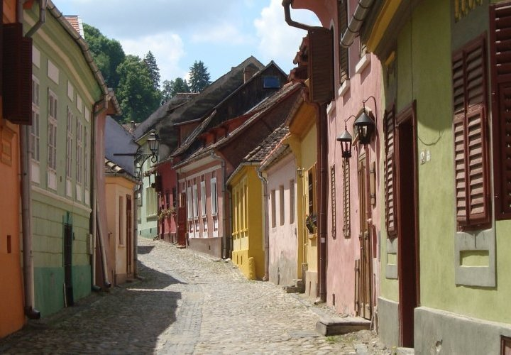 Discovery of Sighisoara