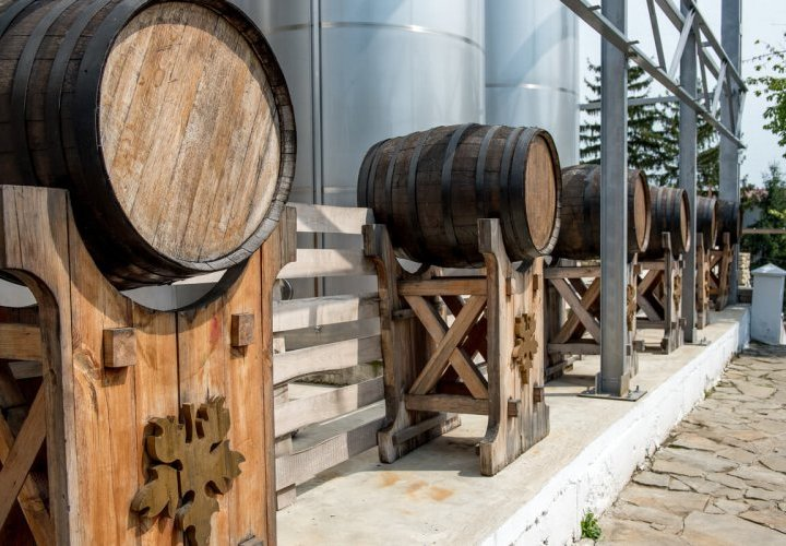 Asconi family winery and Cricova winery - the pearl of Moldovan wine-making