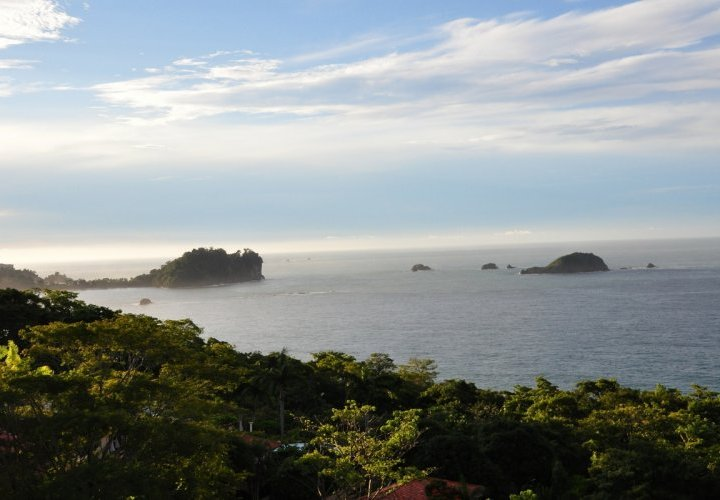 Hike at Manuel Antonio National Park – one of the most beautiful and most visited national parks of Costa Rica