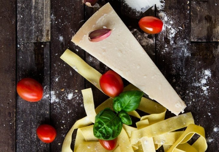 From Venice to Florence with a stop in Bologna for Parmesan tasting experience