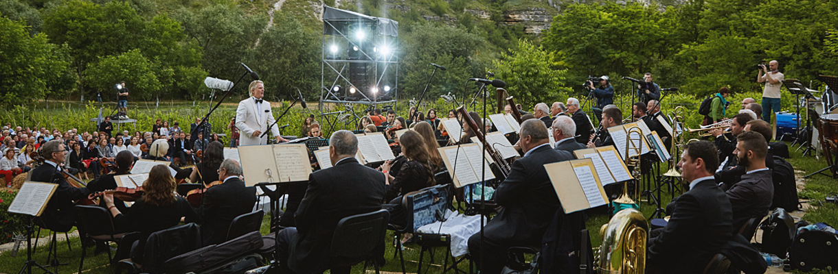 "Open-air Classical Music Festival  ""DescOPERA"" in Moldova 18-21 June 2020"