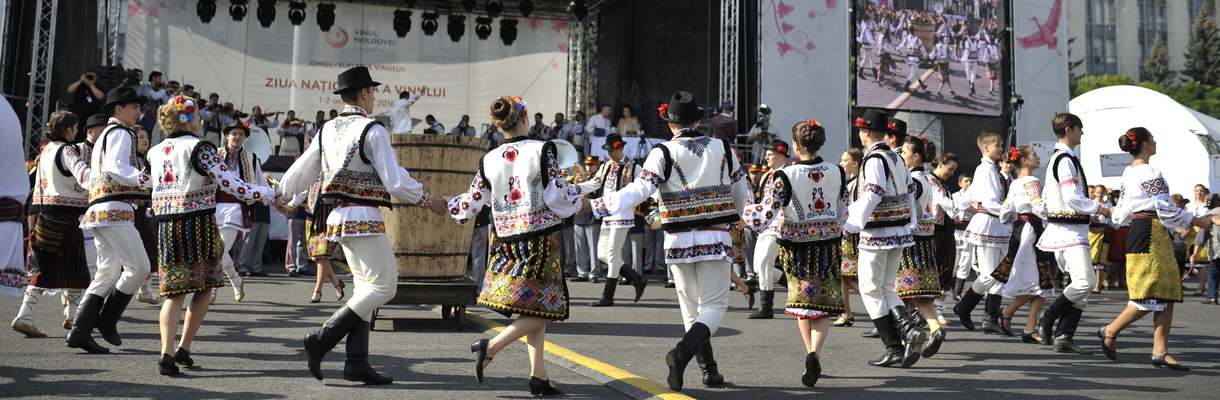 Moldova Tour during the Wine Festival (from 2 to 6 October 2020)