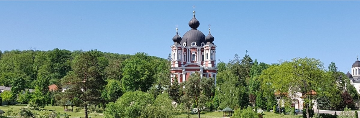Moldova Monasteries Tour