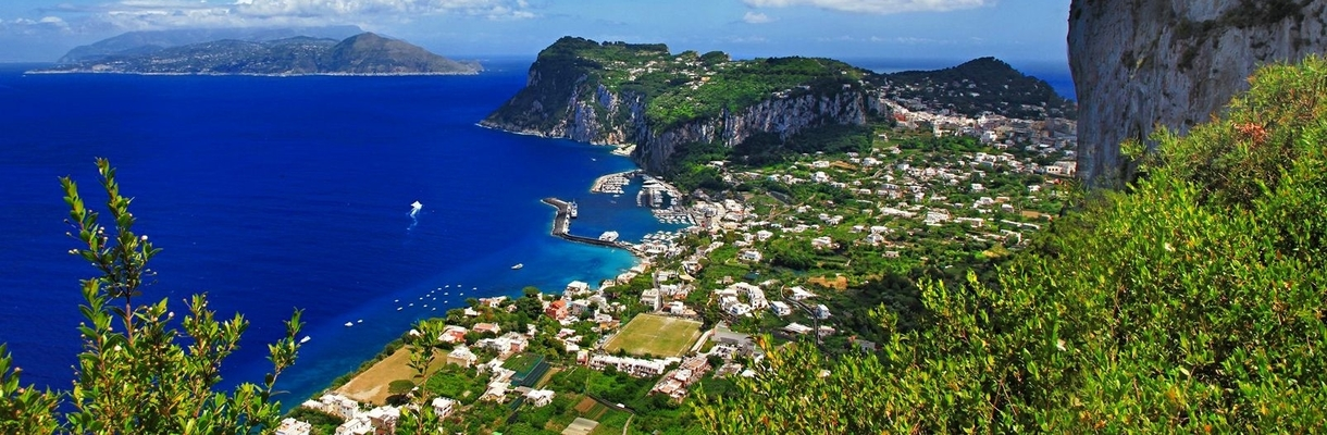 Italy group tour including Sicily, Amalfi Coast, Capri Island and Rome