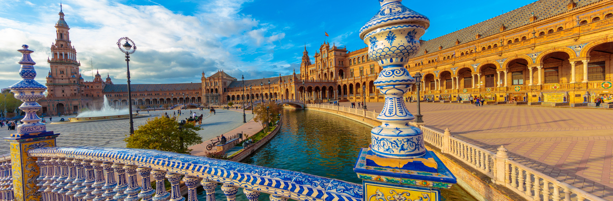 Spain group tour from Madrid: Andalusia and Mediterranean Coast