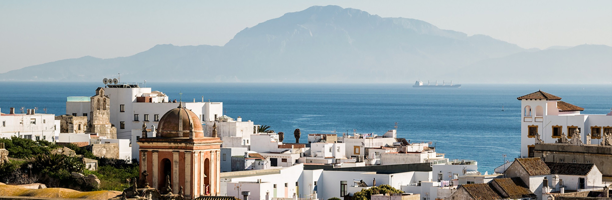 Spain and Morocco Tour - Cross the Strait of Gibraltar by ferry