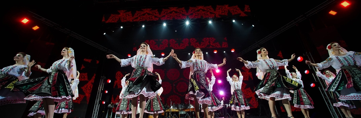 Visit Moldova and attend traditional dance classes in Chisinau