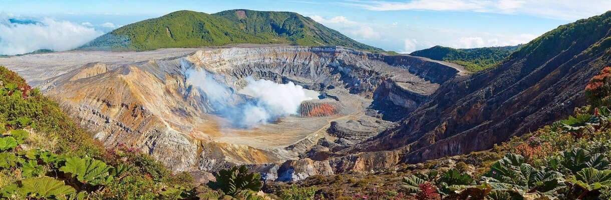 Costa Rica Volcanoes and Culture Tour